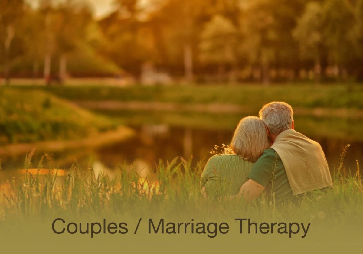 Couples/Marriage Therapy