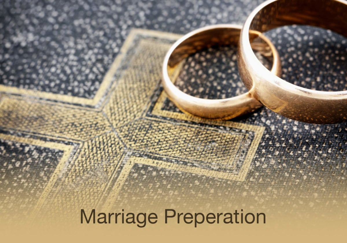 Marriage Prep