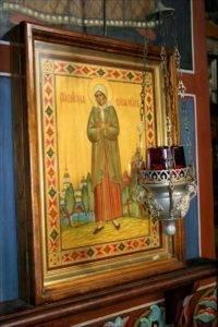 By Raymond Bucko, SJ from Omaha, NE, USA (Icon of Saint Xenia) [CC BY 2.0 (http://creativecommons.org/licenses/by/2.0)], via Wikimedia Commons